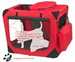 Generation II Deluxe Soft Crate, Small pet, gear, soft, crate